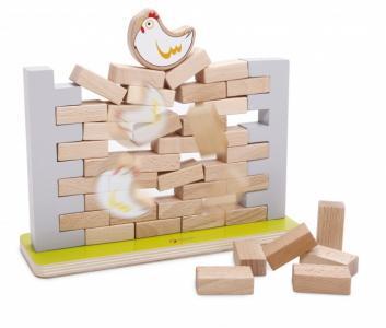 Деревянная игрушка  Игра Стена Classic World