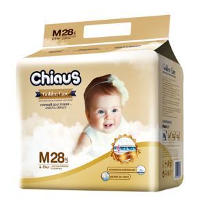 Трусики-подгузники  Golden Care, р. 3, 6-11 кг, 28 шт Chiaus