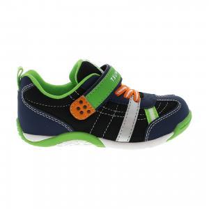 Кроссовки  для мальчика Tsukihoshi. Цвет: синий
