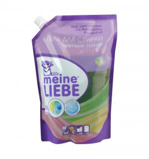 Гель-концентрат  для стирки цветных тканей (сменный блок), 750 мл Meine Liebe