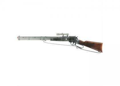 Игрушечное оружие Винтовка Utah Агент 12-зарядные Rifle 756mm Sohni-wicke