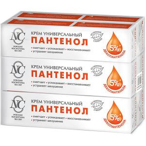 Крем универсальный Невская Косметика Пантенол 40 мл 6 шт
