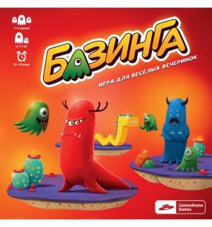 Настольная игра  Базинга Cosmodrome Games