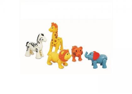 Развивающая игрушка  Мир сафари Kiddieland