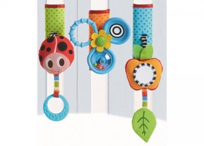 Подвесная игрушка  Летняя полянка Tiny Love