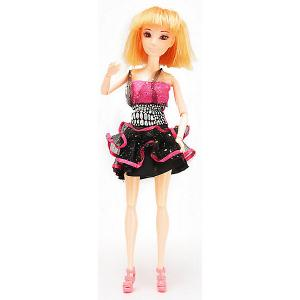 Шарнирная кукла  Певица, 28,5 см Emily