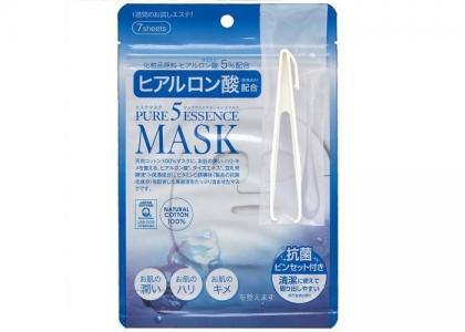 Маска с гиалуроновой кислотой Pure5 Essential 7 шт. Japan Gals