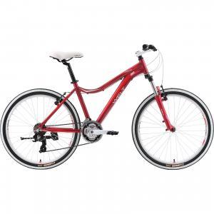 Велосипед  Edelweiss 1.0, 15,5 дюймов, темно-красный, Welt