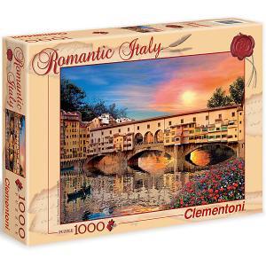 Пазл  Флоренция, 1500 элементов Clementoni