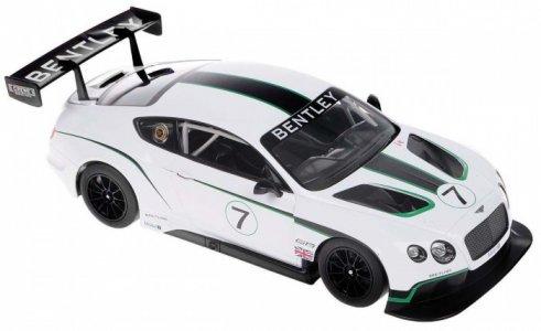 Машина радиоуправляемая 1:14 Bentley Continental GT3 Rastar