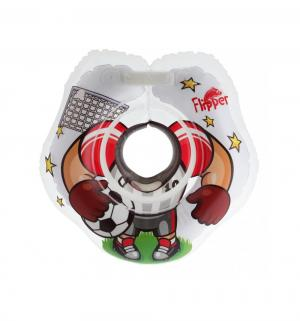 Круг для купания на шею  Flipper Футболист Roxy Kids