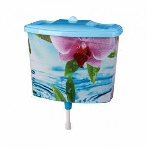 Умывальник-рукомойник  Орхидея, 5 л, цвет: голубой Альтернатива