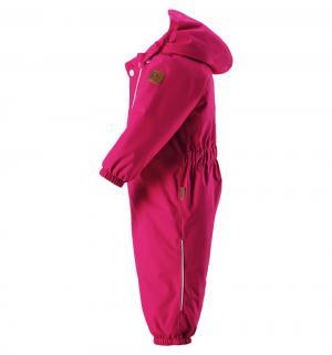 Комбинезон Puhuri, цвет: розовый Reima