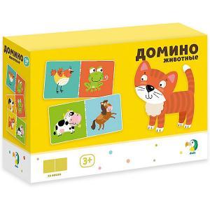 Настольная игра Dodo Домино Животные Dido