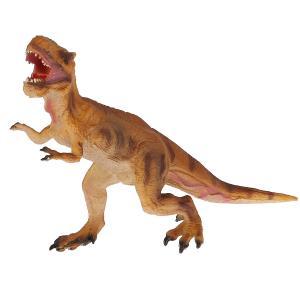 , Пластизоль Динозавр Большой тираннозавр 27*10*21см Играем Вместе