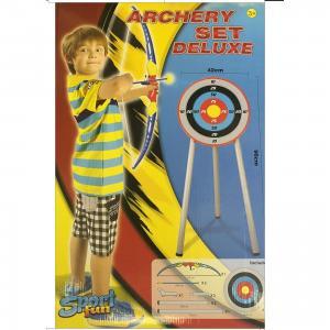 Набор Лук и стрелы с мишенью на треноге, TOY TARGET
