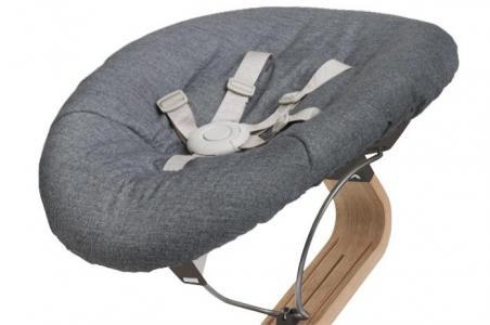 Кресло-шезлонг Baby для стула Nomi (основание кофе) Evomove