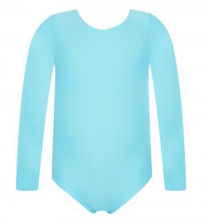 Боди , цвет: голубой Emdi