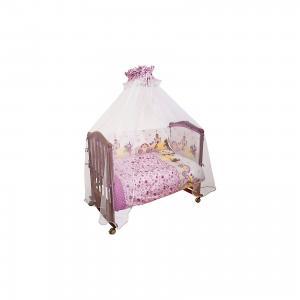 Борт Золушка , розовый Сонный гномик