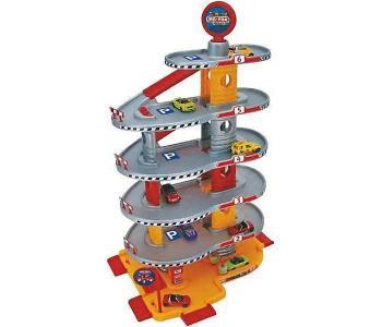 Игровой набор Гараж 6-уровневый 69 см Faro