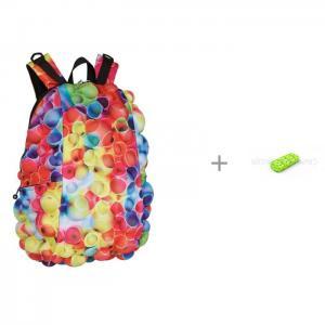 Рюкзак Bubble Full Tubular с пеналом Zipit Colorz Box MadPax
