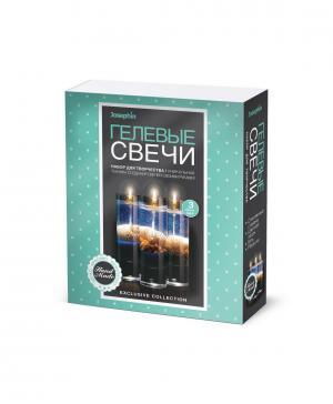 Гелевые свечи с ракушками Набор №6 Josephin
