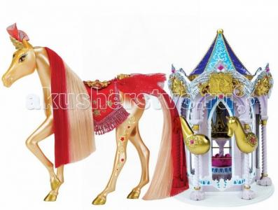 Набор Пони Рояль: карусель и королевская лошадь Рубин Pony Royal
