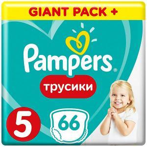 Трусики  Pants 12-17 кг, 66 шт Pampers