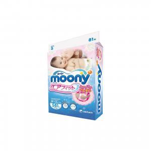 Подгузники  Econom, S 4-8 кг, 81 шт. Moony