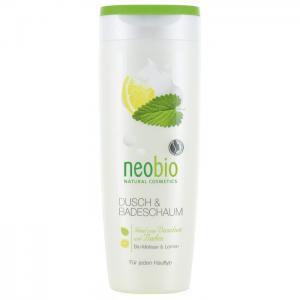 Пена для душа и ванны с био-мелиссой лимоном 250 мл Neobio