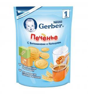 Печенье  с 5 витаминами, 180 г, 1 шт Gerber