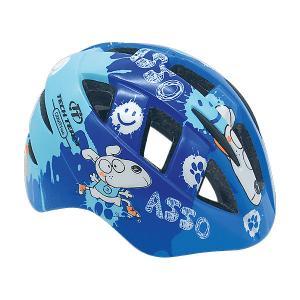 Защитный шлем  Gravity 100 Tech Team. Цвет: синий