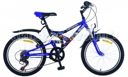 Велосипед двухколесный  Hooligan 220 20 TopGear