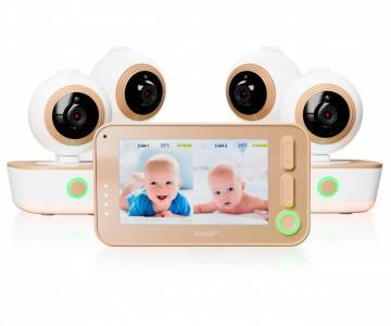 Видеоняня Baby RV1300X4 Ramili