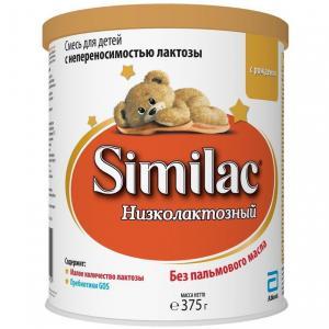 Молочная смесь  Низколактозный низколактозная 0-12 месяцев, 375 г Similac