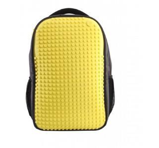 Рюкзак для ноутбука  WY-A009 желтый Upixel