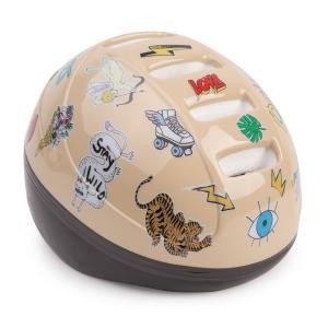 Шлем  Stonehead, цвет: Beige Happy Baby
