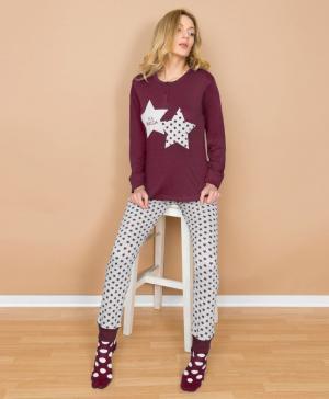 Лонгслив и брюки Ultramax