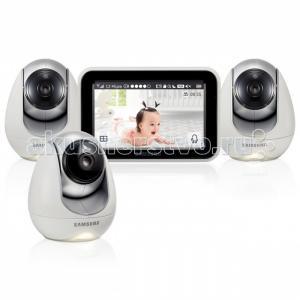 Видеоняня 3 камеры SEW-3053WPX3 Samsung
