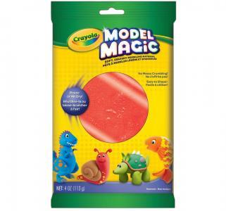Пластилин волшебный  красный Crayola