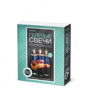 Гелевые свечи с ракушками Набор №2 Josephin