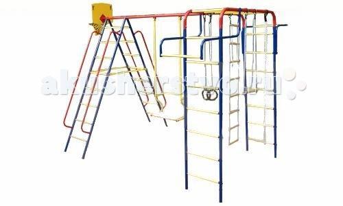 Детский спортивный комплекс дачный+качели ТК Пионер