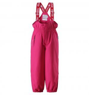 Брюки  Tec Juoni , цвет: розовый Reima