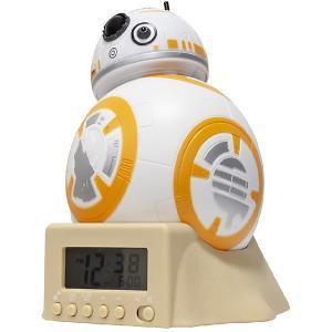 Будильник Kids Time BulbBotz Star Wars BB-8 минифигура Детское время. Цвет: белый