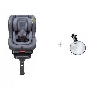 Автокресло  First 7 Plus Isofix с зеркалом BeSafe Baby Mirror для контроля за ребенком Daiichi