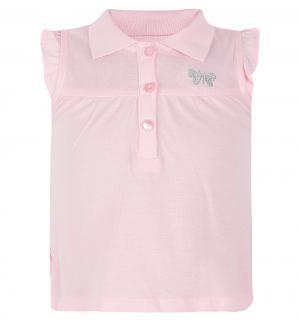 Майка , цвет: розовый Silversun