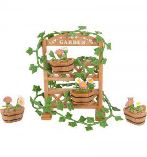 Игровой набор  Садовый декор Sylvanian Families