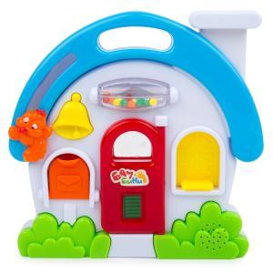 Игровая панель  Музыкальный домик S+S Toys