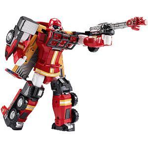 Фигурка-трансформер  Тобот Атлон, Вулкан (S2) Young Toys. Цвет: разноцветный