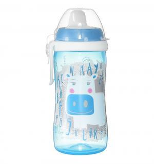 Поильник  Kiddy Cup, от года, цвет: голубой Nuk